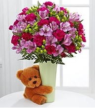 flowers valentine day gift